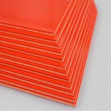 PP塑料板 红色磨砂pp板 防静电pp板卷材