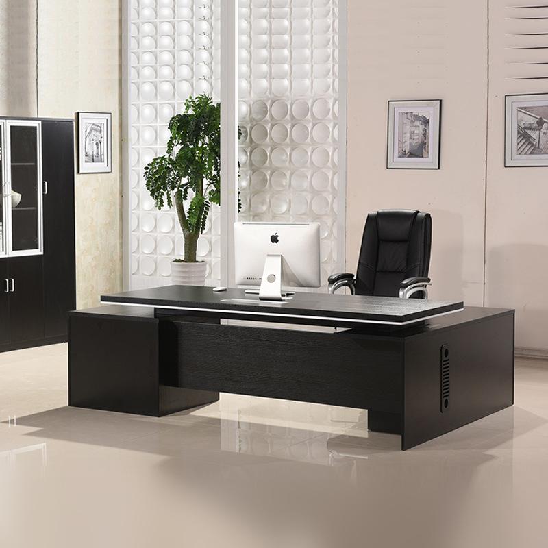 特价办公家具老板桌大班台主管桌经理桌总裁桌椅简约现代时尚