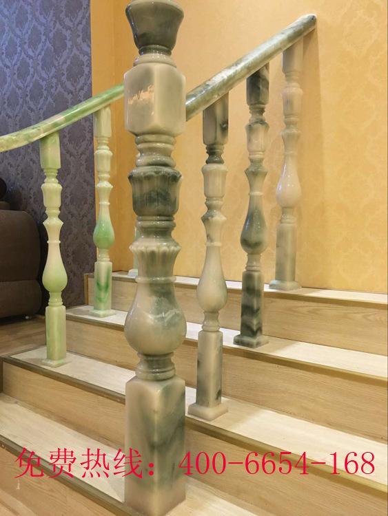 人造玉石楼梯扶手