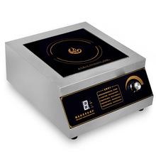 厂家供CH-5P平面电磁炉商用厨房台式不锈钢德国技术电磁炉大功率