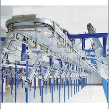 服装生产智能吊挂流水线车间数字化管理效率大幅提升的新起点