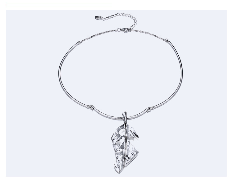 Alloy Fashion Geometric necklace  Ancient alloy NHTF0279Ancientalloy