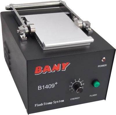 BANY 光敏印章機系列 B1409+加強型光敏刻章機 曝光機 卡通印章機