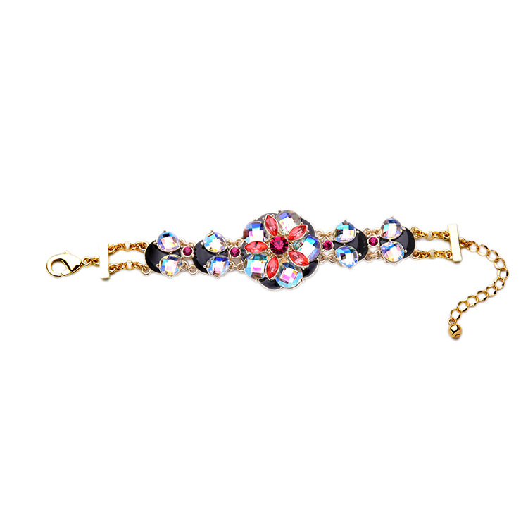 Fashion jewelry wholesale trendy colorful night women's bracelet NHQD187934