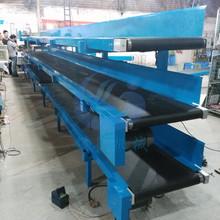 进口配置皮带流水线【专业制造】铝型材皮带输送机 不锈钢输送机