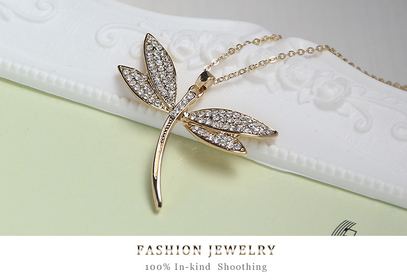Simple alloy  necklace NHDR0518