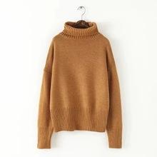 D1109Y16韩版2016冬季新品明星同款高领套头毛衣AF628