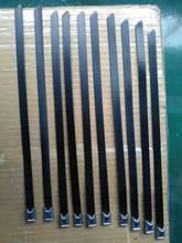 不锈钢扎带  4.6*500   304材质  100条包装  尺寸需要可以定做