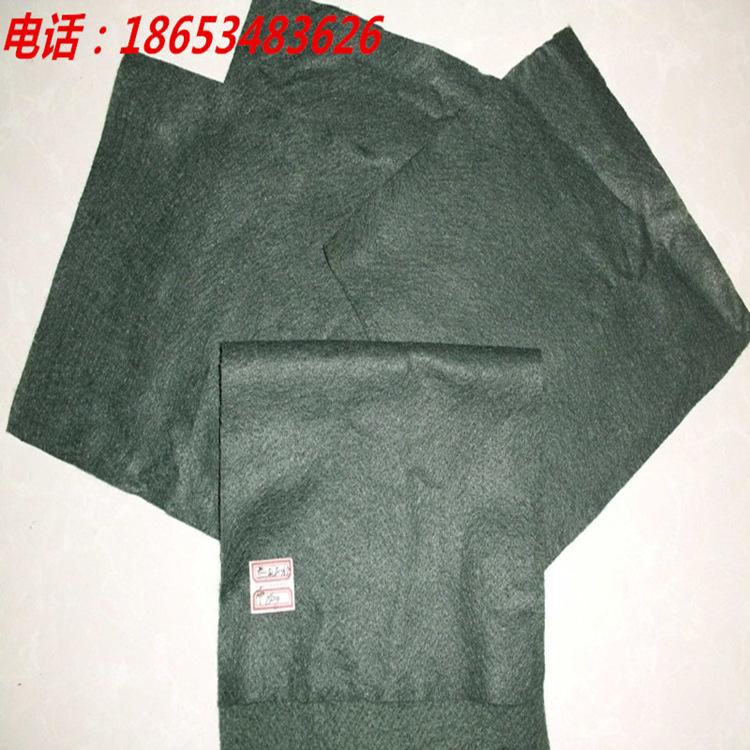 绿色丙纶热烫土工布,生态袋原材料_