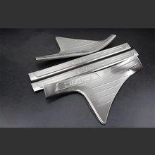 本田十代思域内置门槛条迎宾踏板16款思域不锈钢车门踏板改装专用