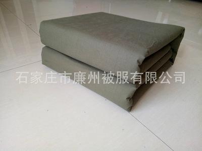 生產廠家批發軍訓棉被 棉被批發學生棉被正品配發棉被 新疆棉花被