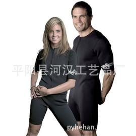 New hot shapers coveralls neoprene wicking fitness suit sports onesies TV products