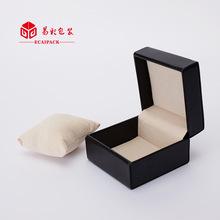 廠家定制首飾禮物盒創意pu皮質手表禮品盒飾品包裝盒禮盒定做