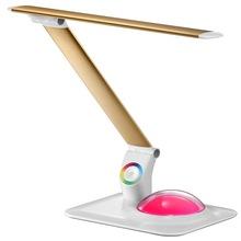 LED七彩氛围办公台灯LED护眼折叠台灯款式新颖厂家直销