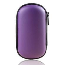 多彩EVA数据线拉链包 手机充电器专用收纳盒 新款现货