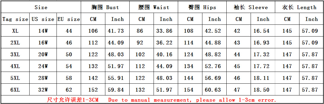 3318613177_1915369845Autumn Dress Elegant Trumpet Bodycon Big Sizes 6XL