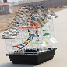 一件代發別墅鳥籠鳥籠折疊大八哥籠畫眉鳥籠 W412