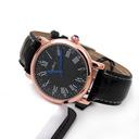 Đồng hồ nam thời trang, kiểu dáng sang trọng nam tính, mẫu Hàn