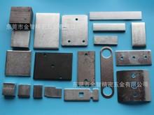 工厂生产蓝牙音响内加重铁方形配重块增重块铁片免模费订制