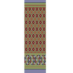 Accessories, ethnic customs, accept all kinds of custom LOGO cloth, ethnic jacquard cloth, Laos, Thailand jacquard cloth lace