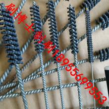 碳化硅磨料球頭刷 球型刷 磨球刷 鋼管內孔內壁去除毛刺拋光毛刷