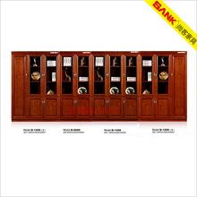 高档办公文件柜书柜木质实木贴皮档案柜书架办公家具任意组合