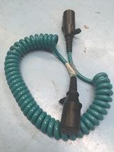 油罐拖车弹簧线 挂车延长线 螺旋线  车载配线
