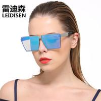 Новая коллекция Поляризованное солнце зеркало женский популярный глаз зеркало Красные чернила зеркало модные европейский стиль Уличный удар оптовые продажи Экспорт 0019