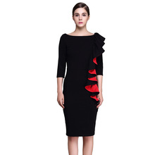 Áo ren nữ thanh lịch, dài tay, trơn màu nổi bật, màu sắc phong phú