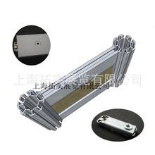 八棱柱(大/小孔) 展示架 铝合金八棱柱 八棱柱展位  展示器材