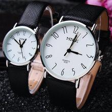 Đồng hồ đeo tay nam nữ thời trang, kiểu dáng trẻ trung, mẫu Hàn