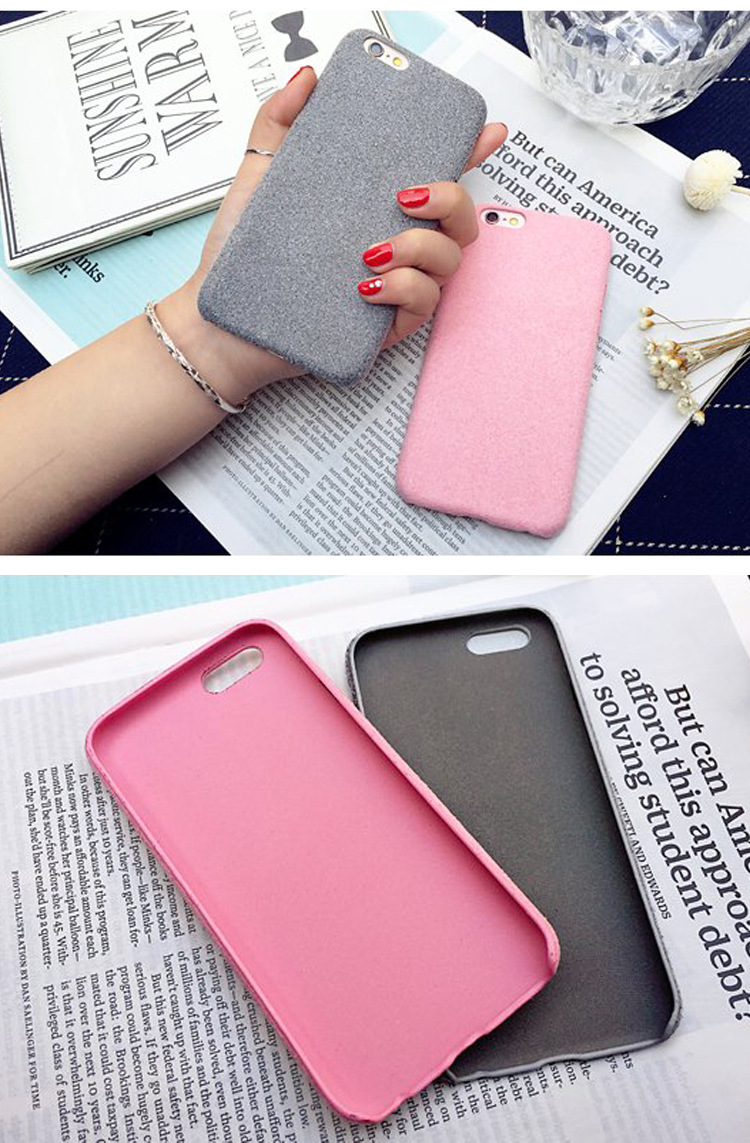 fashion hard matte case for iphone 6 cases 5s 5 se 6s 6 plus iphone