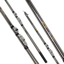 批發戰神磯竿碳素2.7米3.6米4.5米5.4米6.3米超硬魚竿手海桿