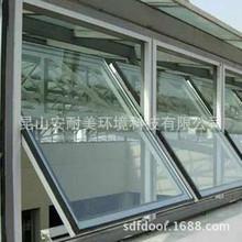 鋼制/鋁合金玻璃幕墻 電動窗 氣動窗 (專業生產 信譽保證)