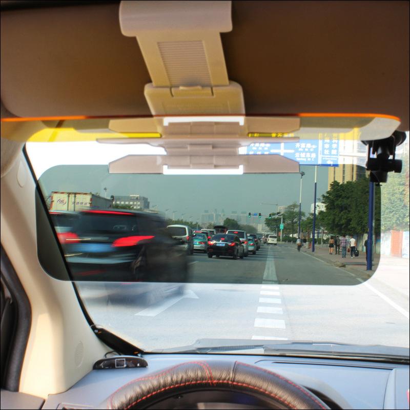 日夜两用防远光灯 车载司机护目镜防炫目镜片防眩光遮光板