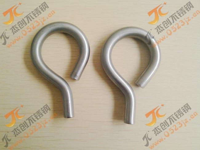 客户非标定制,304不锈钢M10非标圆环 非标不锈钢圆环