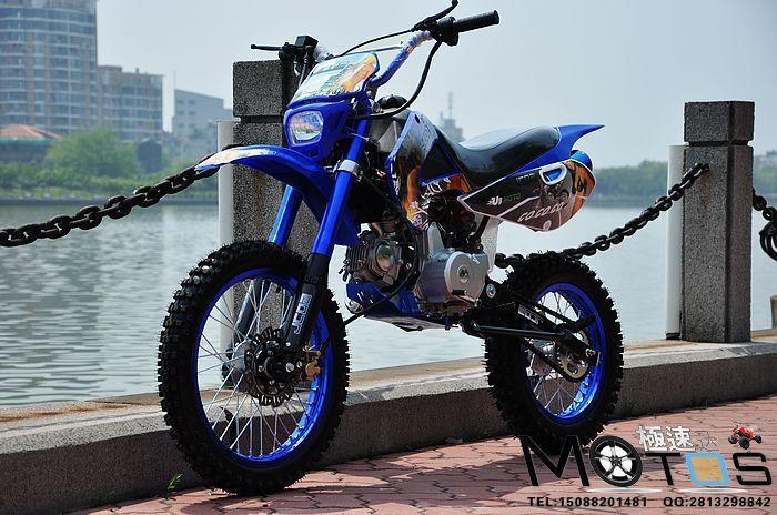 125川崎越野车 17-14两轮越野车 双铝排两轮越野摩托车