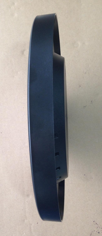 (10吋)25CM全塑料壳-挂式温湿度计