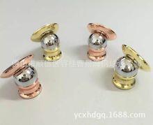 手机支架配件钢珠底座磁铁转盘磁铁芯钢球四件套样品链接