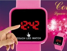 Touch screen Watch New led Touch screen Watch for Men and Women