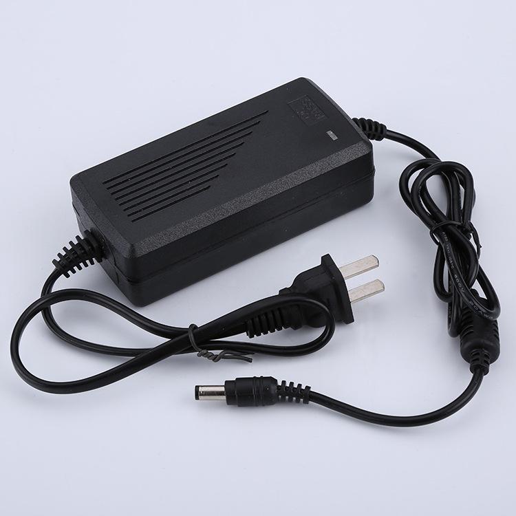 批发12V3A双线电源适配器 36W监控电源 桌面式开关LED电源适配器