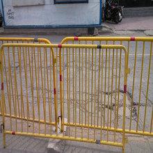 专业生产可移动临时护栏 建筑工地施工安全防护栏 可移动施工围挡