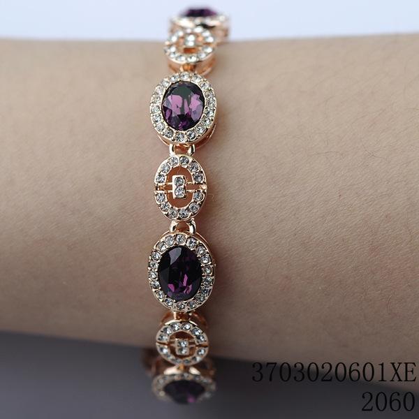 Fashion crystal bracelet jewelry bridal jewelry NHLJ175938