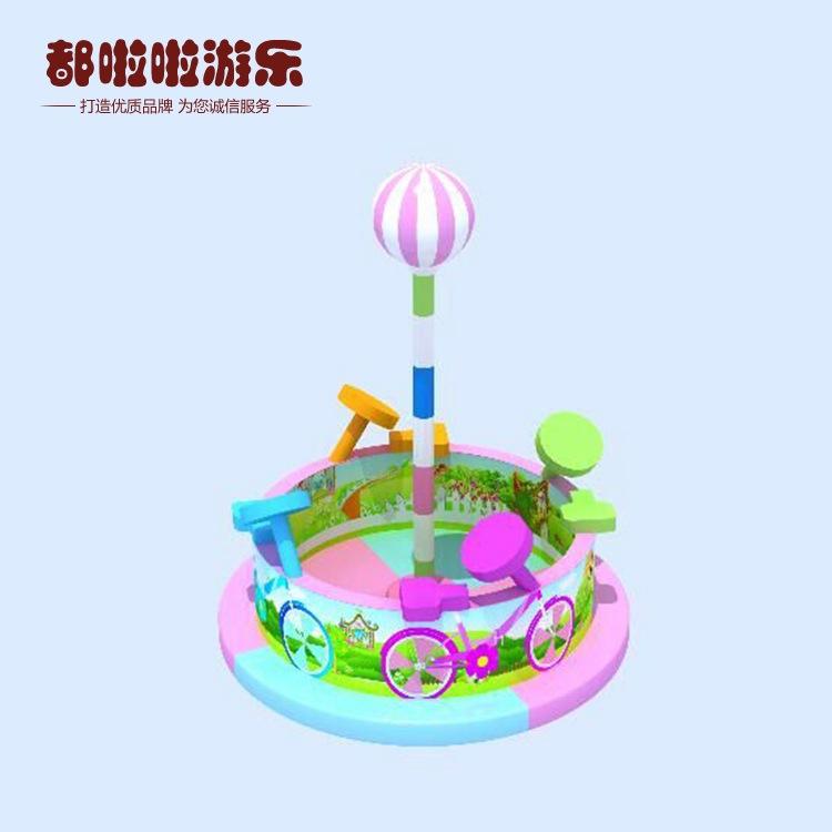 厂家定做电动淘气堡 儿童游乐室内儿童亲子乐园定做玩具城温州