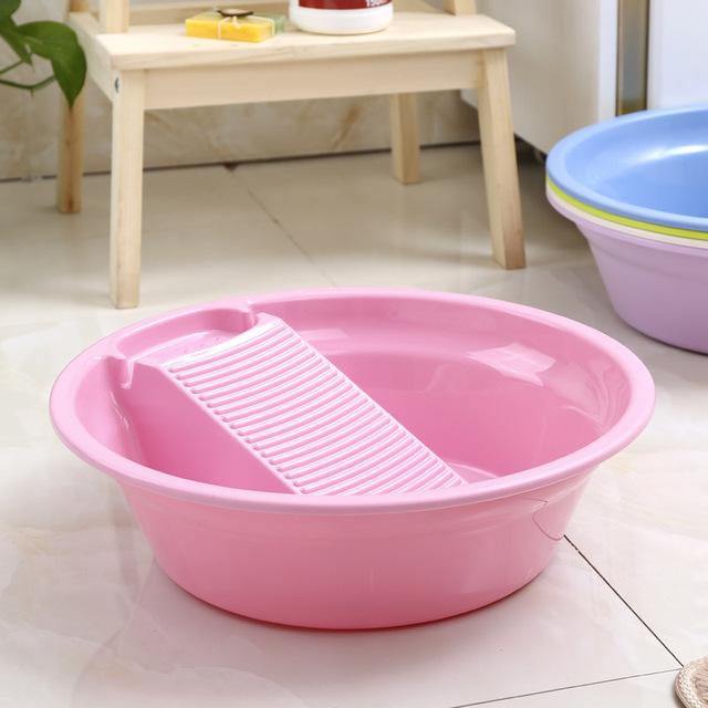 nhà máy tùy chỉnh bồn giặt trực tiếp chất lượng cao và bền dày nhiệt độ cao với nhà bán buôn bồn tắm giặt washboard Lưu vực hộ gia đình