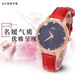 Đồng hồ đeo tay nữ thời trang, màu sắc đa dạng, kiểu trẻ trung