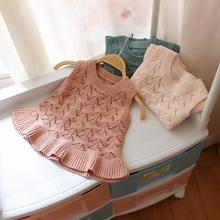 Áo len bé gái thời trang, kiểu dáng xinh xắn, phong cách hàn