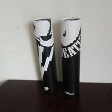 定做高档内衣内裤纸罐 羽毛球黑白纸罐 定制创意雨伞包装纸筒