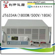 嘉拓高压500V1800W电子负载机带电池功能放电纹波LED模式JT6334A