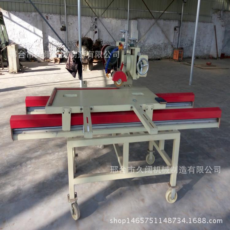 台式瓷砖切割机 自动可调动手动水磨地板砖切割机